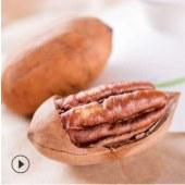 散装碧根果长寿果 休闲食品奶油味碧根果新货长寿果500克装